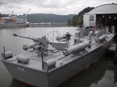 PT BOAT - 658 - BFD