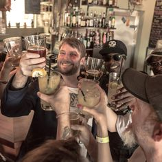 50 things every man should do in a bar... at least once