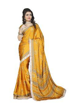 D No 20544 SILK CRAPE JAQ Fancy Designer Saree - http://member.bulkmart.in/product/d-no-20544-silk-crape-jaq-fancy-designer-saree/