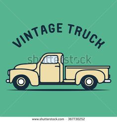 Old Pickup Truck Stock Photos, Images, & Pictures | Shutterstock