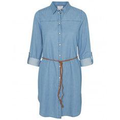 VERO MODA KARDASH DRESS -  £28.00  @annscottagesurf #VeroModa #Spring #Summer #Essentials #RetailTherapy #Shop #Cornwall
