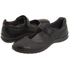 (エコー) ECCO レディース シューズ・靴 フラット Sky Mary Jane 並行輸入品  新品【取り寄せ商品のため、お届けまでに2週間前後かかります。】 カラー:Black Leather 商品番号:ol-7732538-72