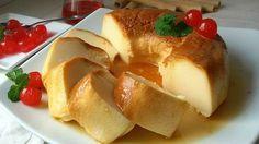 La autora dle blog ANNA RECETA FÁCILES nos explica que esta tarta de queso se prepara a modo de flan en el microondas. ¡Y que está riquísima!