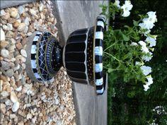 Painted Flower Pots :: Hometalk