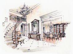 Silestar Architectural Rendering Interior Rendering Design Visoneering Igor Silvestar