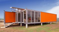 Containers of Hope, a $40,000 Home by Benjamin Garcia Saxe | HomeDSGN