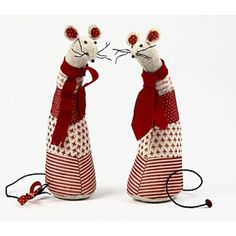 Vivi Gade nysgerrig mus