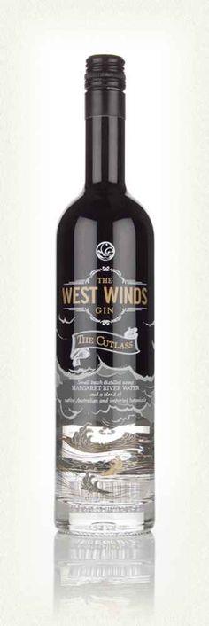 The West Winds Gin - The Cutlass