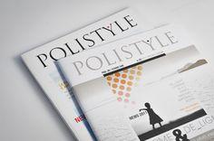 Magazine Polistyle per POLIS CERAMICHE  www.digitalpuntoservice.it