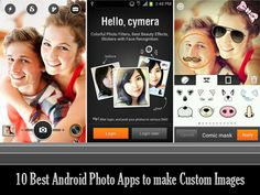 10 Best Android Photo Apps to make Custom Images