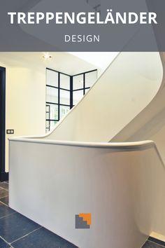 Dein Treppengeländer Design soll genau so aussehen oder ganz anders? Wir fertigen Deine individuelle Treppe auf Maß an! Schick uns einfach einen Screenshot oder Deine Vorstellungen unverbindlich per Mail! #HandlaufMeyer #TreppengeländerDesign #TreppenIdeen Bathtub, Bathroom, Design For Home, Chic, Simple, Standing Bath, Washroom, Bathtubs, Bath Tube