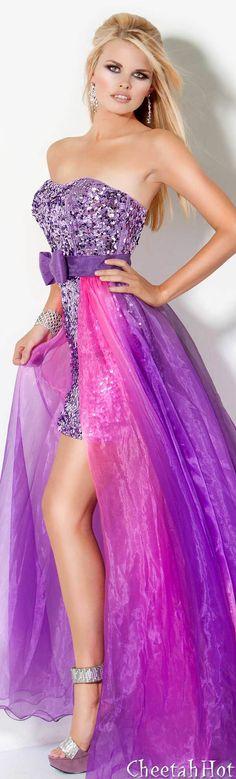 JOVANI - Authentic Designer Dress - Strapless Burgundy Gown