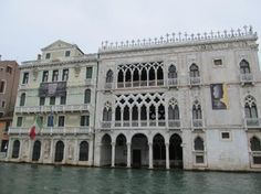 Venice, Italy: Seems to stand on the water - Ca'd'Oro