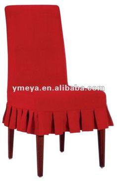 fundas plasticas para sillas de comedor - Buscar con Google