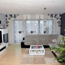Schöne Wohnzimmer Gardinen Nach Maß ✂ Wir Gestallten Ihr Fenster  Individuell ✓ Modernes Gardinen Design Ist