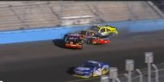 NASCAR's Clint Bowyer And Jeff Gordon Fight [Video]