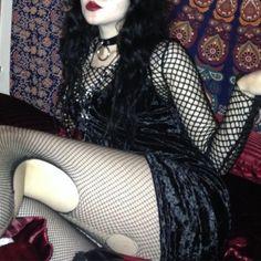 :/ #gothic #goth