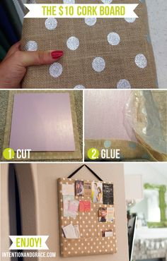 I really really don't like clutter, so when I saw we were having quite a problem with no where to put invitations, bills, coupons etc. in our new house I knew something needed to be done. The…