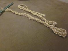 The Crafty Novice: DIY: Comfy Crochet Shrug