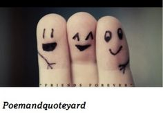 """so love my BFF""""S. I think I shall draw this on my hand when I miss them! Three Best Friends, Make New Friends, Best Friends Forever, True Friends, My Best Friend, Close Friends, Friends Family, Special Friends, Funny Friends"""