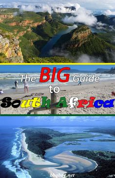 This is the Big Guide, a huge guide (written by a local) covering everything you would ever want to see in South Africa.  #SouthAfrica