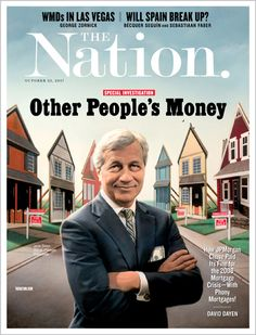 Alleged fraud put JPMorgan Chase hundreds of millions of dollars ahead; ordinary homeowners, not so much.