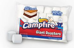 Giant Roasters | Campfire Marshmallows