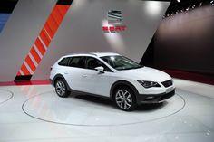 Der neue #SEAT Leon X-PERIENCE. #SEATparis