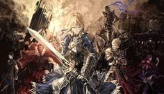 Fate zero anime hd wallpapers Wallpaper