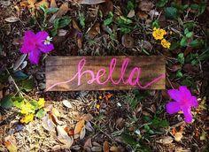 custom name signs   @camies_creative_designs  FB: camiescreativedesigns