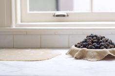 Summer pie recipes: Blueberry Lemon Verbena Pie