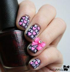 Valentine's Day Nail Art & Nail Design Ideas: Part I