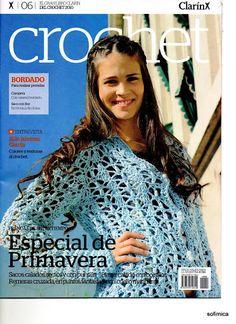 CLARIN CROCHET 2010 Nº6 - Daniela Muchut - Álbuns da web do Picasa
