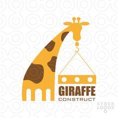Sold Logo: Giraffe construct | StockLogos.com