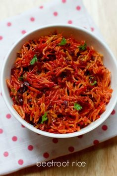 beetroot rice recipe with step by step photos - easy lunch idea recipe of beetroot rice or beetroot pulao.    as i have mentioned in my previous posts, rice based dishes are my go to cook recipes.