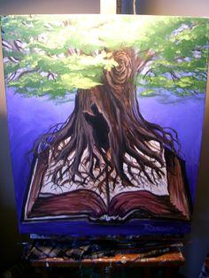 tree of life Tree Of Life Painting, Tree Of Life Art, Tree Art, Willow Tree Tattoos, Prophetic Art, Biblical Art, Jesus Art, Bible Art, Christian Art
