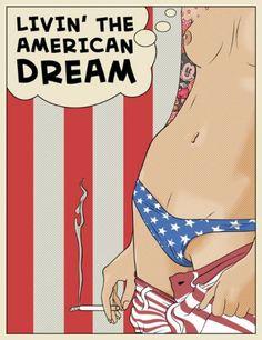 Punk, cultura pop, erotismo y cómic americano en las ilustraciones de Matt Edwards