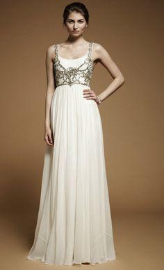 Fashion Friday: Jenny Packham Bridal 2012