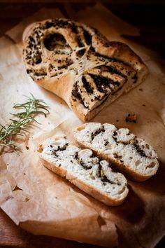 """Rachel Khoo - """"Little Paris Kitchen"""" Olive Bread - Pain Brié - SIMPLY FANTASTIC!"""