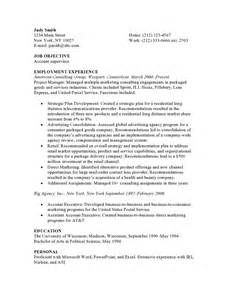 Exceptional Free Chronological Resume Templates Good Resume Samples