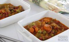 La menestra de verduras congeladas en un clásico de los recetarios que debemos tener presente en nuestra dieta por ser un plato saludable.