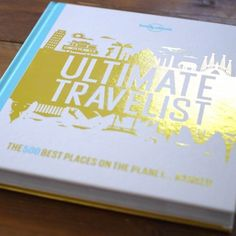 Lonely Planet's Ultimate Travelist - 1ed - Anglais:Amazon.fr:Livres