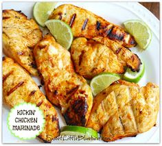 Sweet Little Bluebird: Tried & True Tuesday ~ Kickin' Chicken Marinade