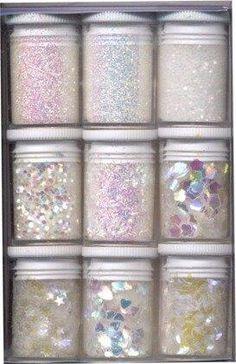 DIY glitters wit