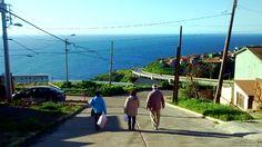 Costa de la V región. Chile on Behance Costa, Chile, Street View, Behance, Ribs, Beach, Chili, Chilis