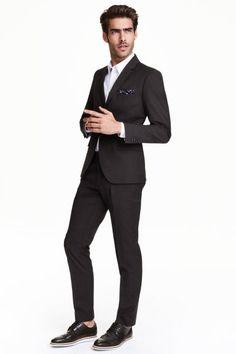 Spodnie garniturowe Regular | H&M