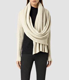 Women's Quinta Wrap (Slate Black) - product_image_alt_text_1