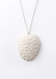 Lychee Porcelain Necklace | Milcincuenta | NOT JUST A LABEL