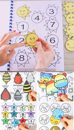 collection printable colourful activity colorful adding books going quiet this book were kids love the Printable Colorful Activity Book for Kids Were adding this printable colourful quiet book to theYou can find For kids activities and more on our website Preschool Learning Activities, Infant Activities, Book Activities, Preschool Activities, Teaching Kids, Activity Books, English Activities For Kids, Learning English For Kids, Preschool Centers
