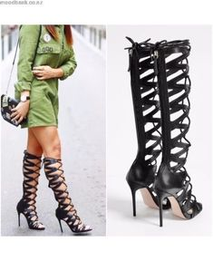 Best classic cars and more! Super High Heels, Black High Heels, Zara Shoes, Shoes Heels, Rose Gold Wedding Shoes, Ankle Strap High Heels, Pretty Shoes, Fashion Heels, Zara Black